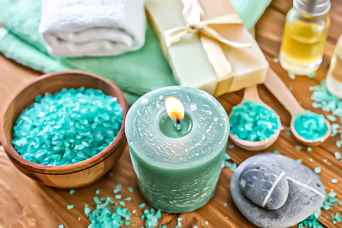 Aroma Therapy - Be Well Holistic Massage and Wellness Center, P.