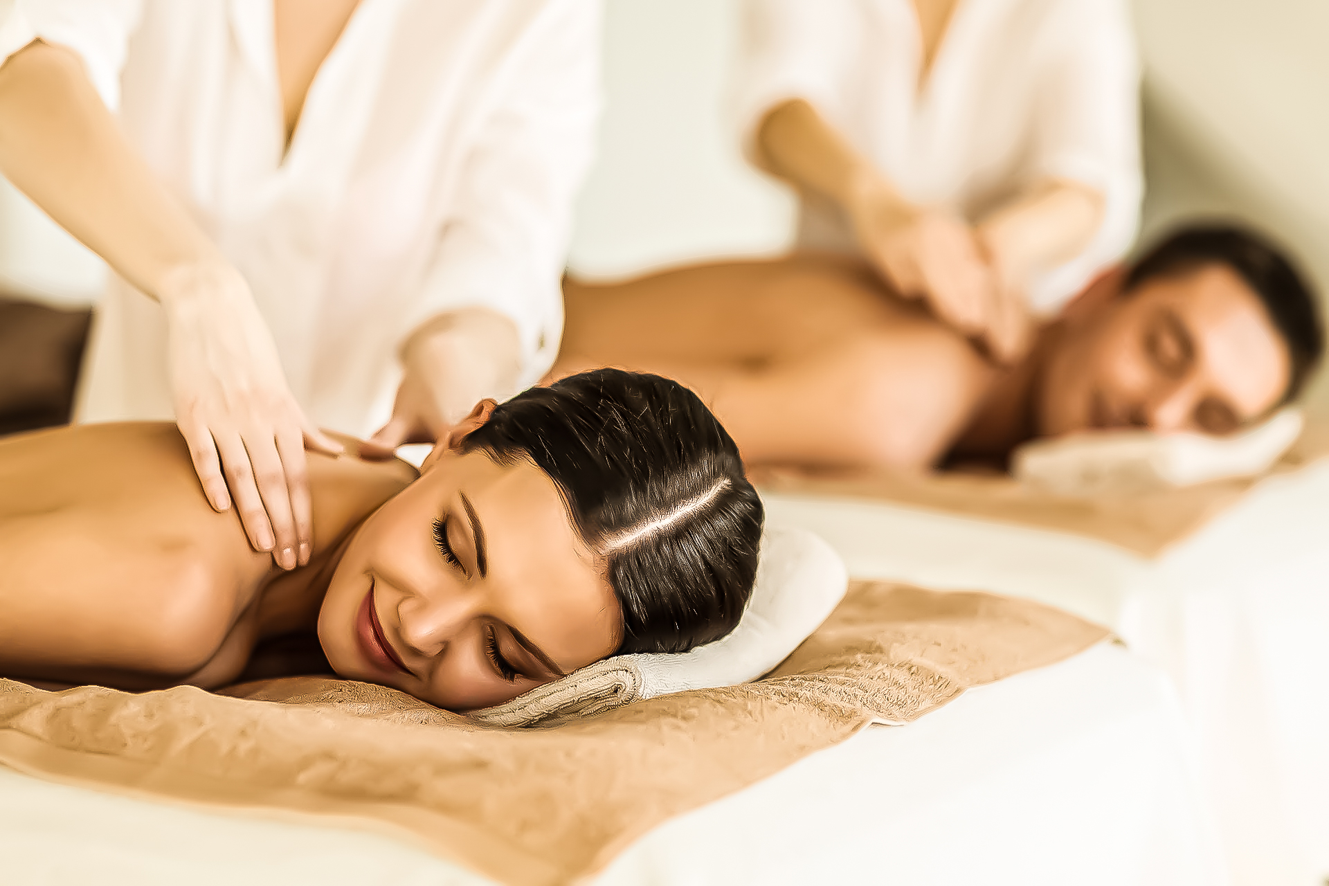 Couples Massage Therapy - Be Well Holistic Massage Wellness Center