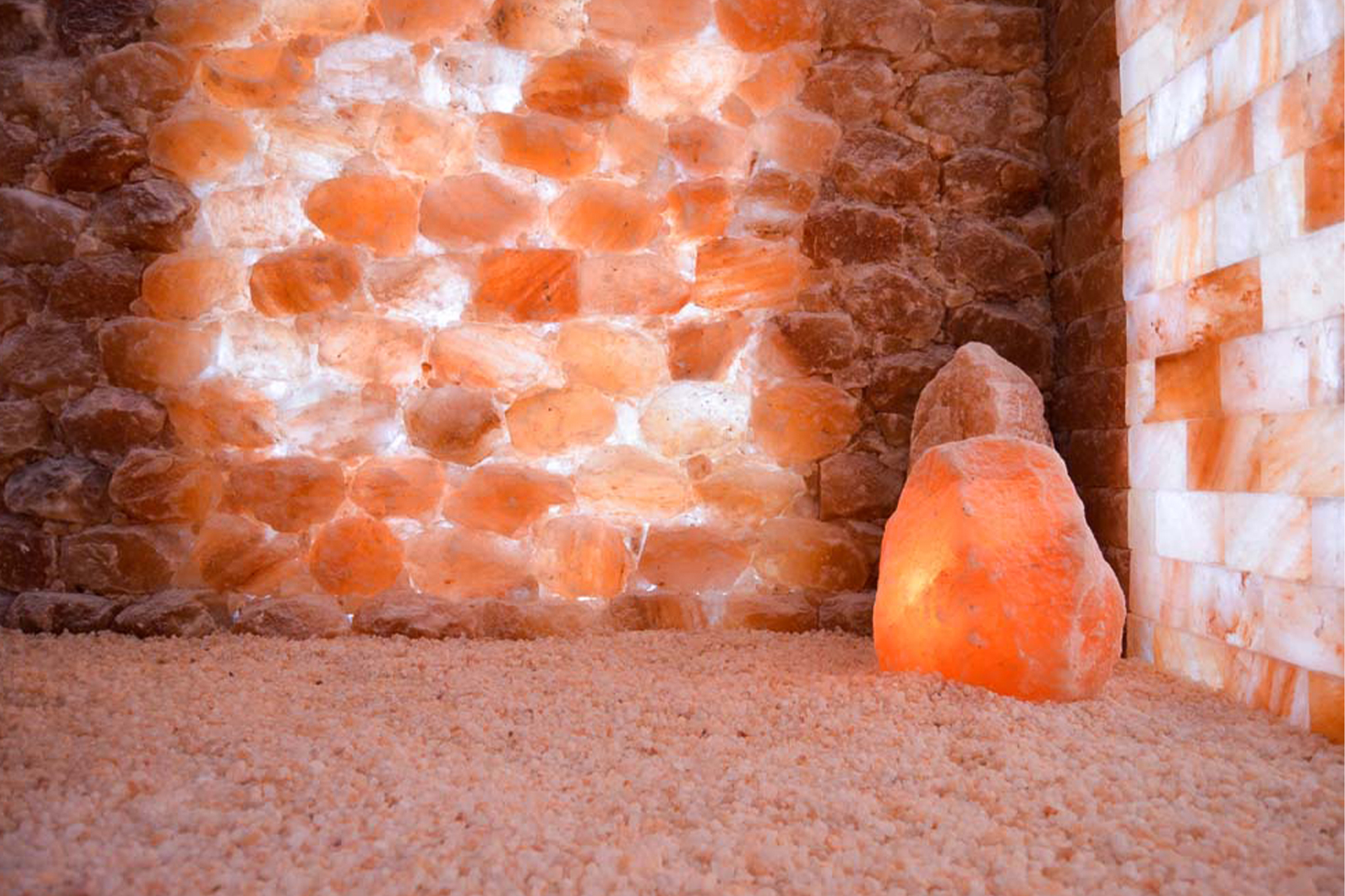 Himalayan Salt Room in Ocala, Florida