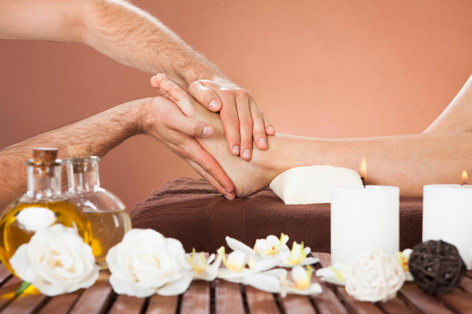 Reflexology in Ocala, Florida - Be Well Holistic Massage and Wel