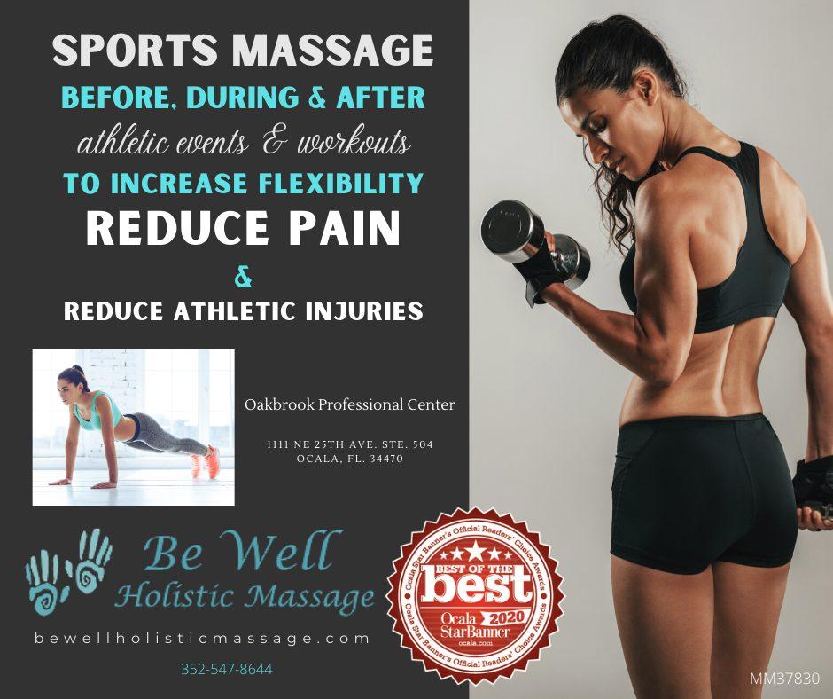Sports Massage Ocala Florida
