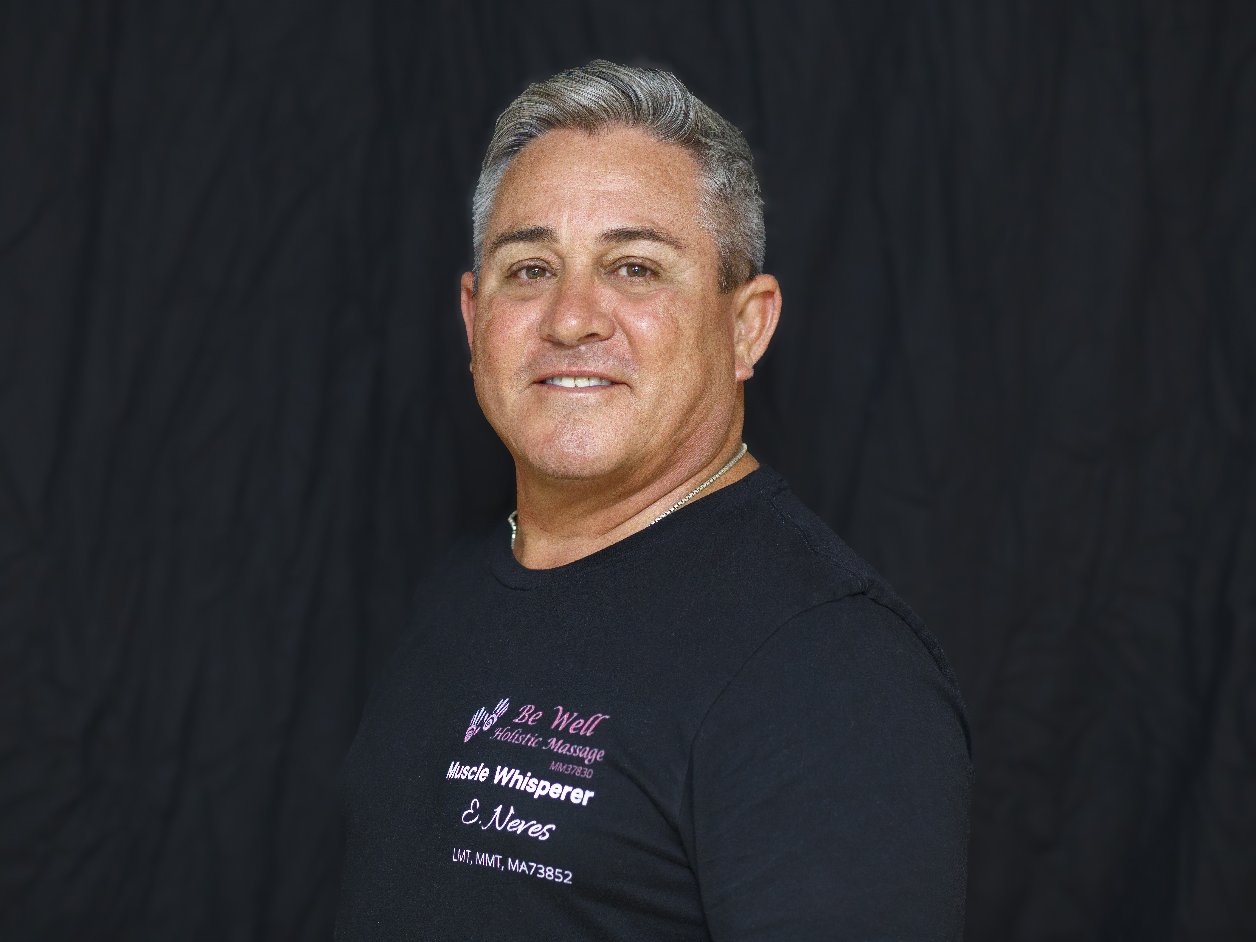 Euripedes Neves, MA73852 licensed massage therapist in Ocala, Florida